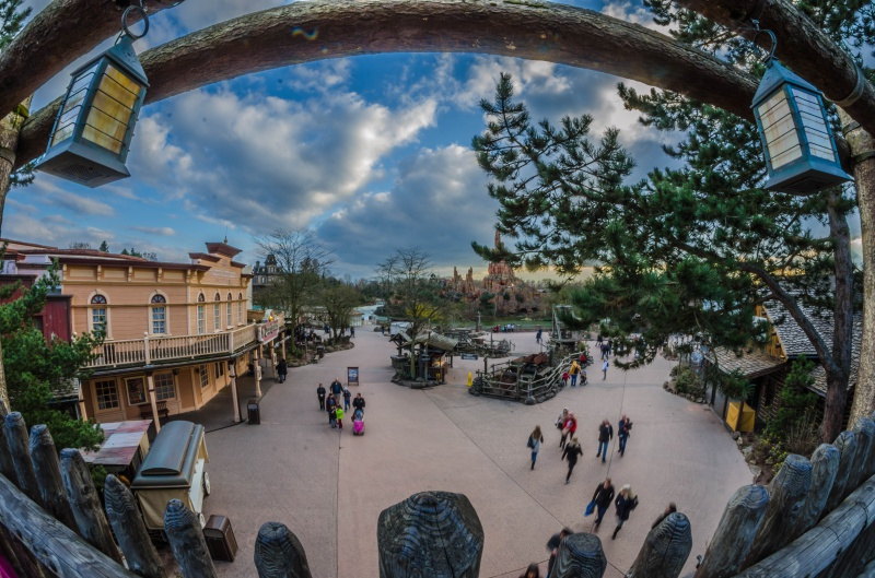 Photos de Disneyland Paris en HDR (High Dynamic Range) ! 341969012