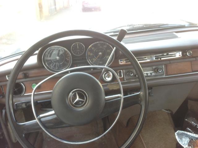 Mercedes 250 SE 1967 342115image1