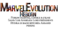 Marvel Evolution Reborn : 7 ans, exil d'asgard, président Hydra, comics & mcu 342301MER
