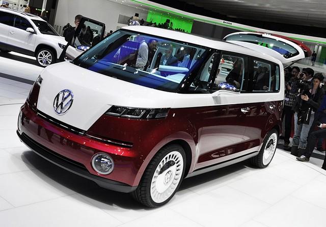 Salon de Genève 2011 : Volkswagen Bulli  344778volkswagenbulliconcept1