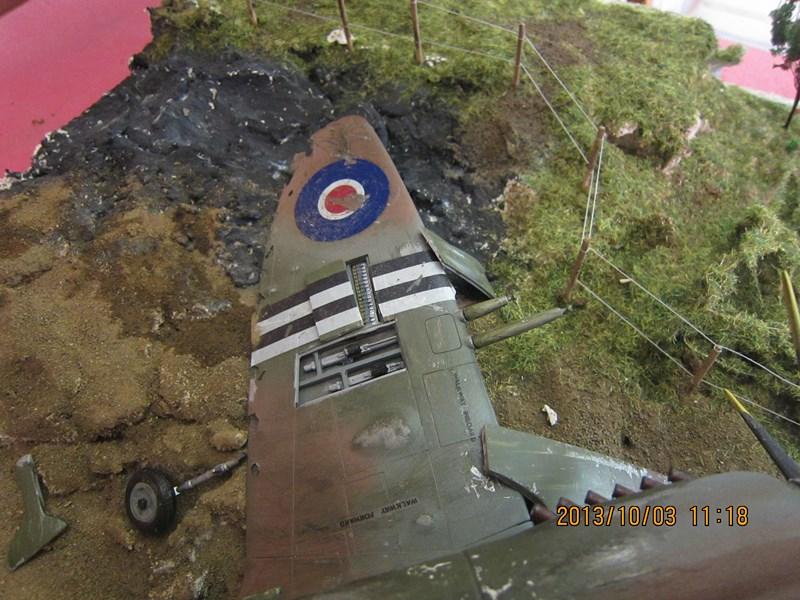 Spitfire-22  au 32 de Matchbox 345323IMG1301Copier