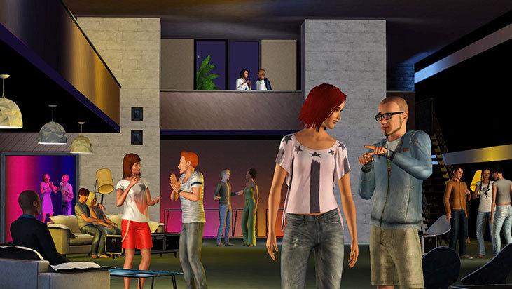 Les Sims™ 3 : Diesel Kit 34603871080screenshot03
