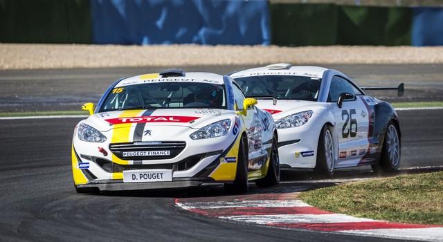 RCZ Racing Cup : Un Premirt Succès Pour David Pouget ! 34618255e3452594347