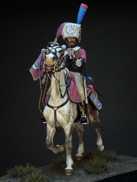 Trompette des chasseurs de la Garde Imperiale 346263trombch3