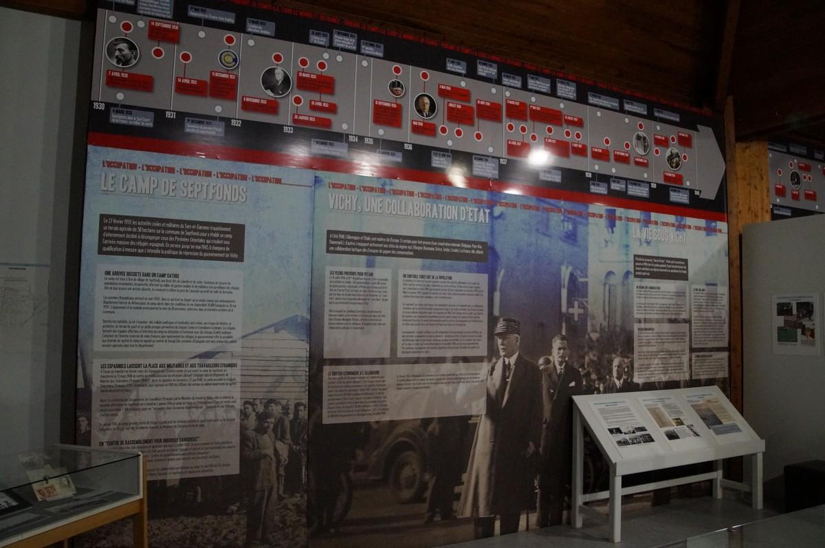 [ Histoire et histoires ] Musée de la résistance et du combattant à Montauban 346321DSC07524