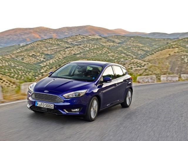 Ford Europe augmente la production des Fiesta, Focus, C-MAX et Grand C-MAX pour répondre à la demande 346654NewFocus12