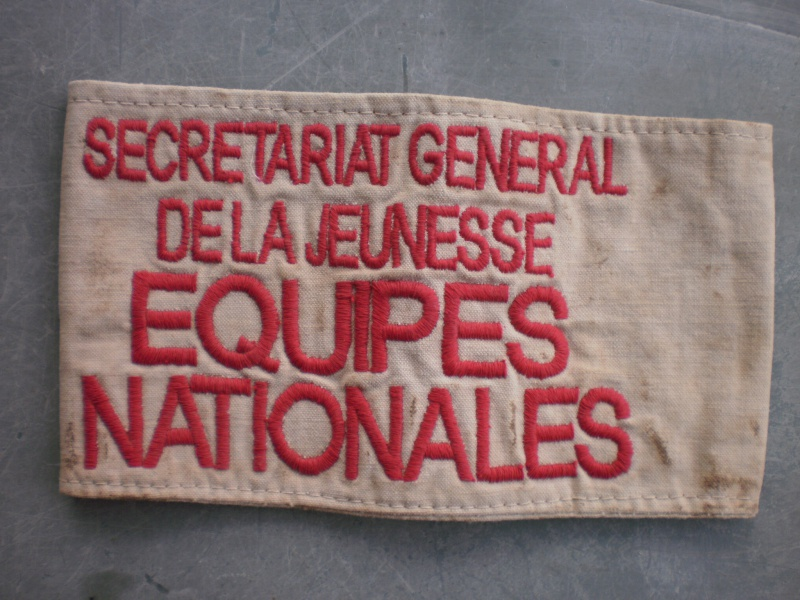 Les Equipes Nationales du Régime de Vichy 346720P5300891