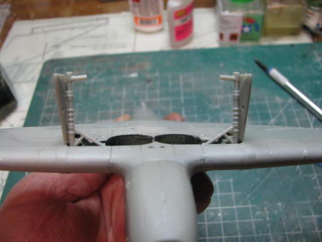 Hawker Hurricane Mk IId Trop 6 Sqn 1942 Hobbycraft 1/48.... Terminé! 347946IMG0951