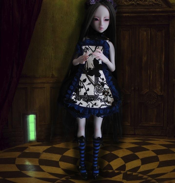 Nymeria (Sixtine Dark Tales Dolls) nouveau make-up p8 - Page 5 348077Alyssiarapetisse2