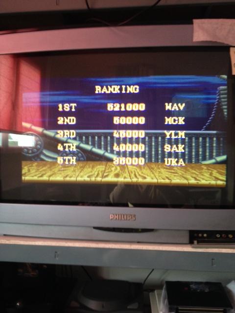 "Hiscores ""Street Fighter 2 Turbo"" hard  348230IMG1347"