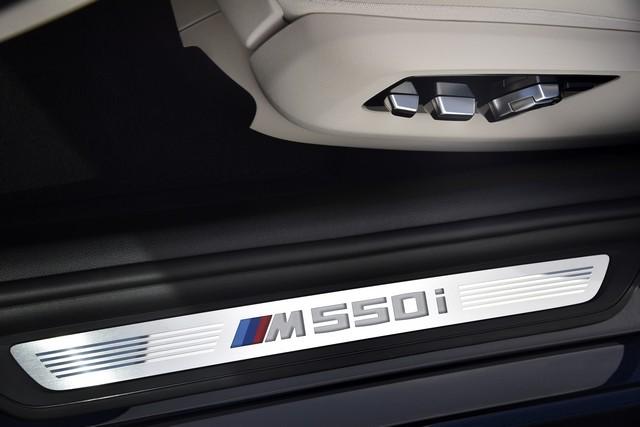 La nouvelle BMW M550i xDrive 348757P90244776highResthenewbmwm550ixd