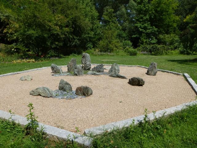 (26) Jardin Zen d'Erik Borja - Beaumont Monteux 349126P1020178