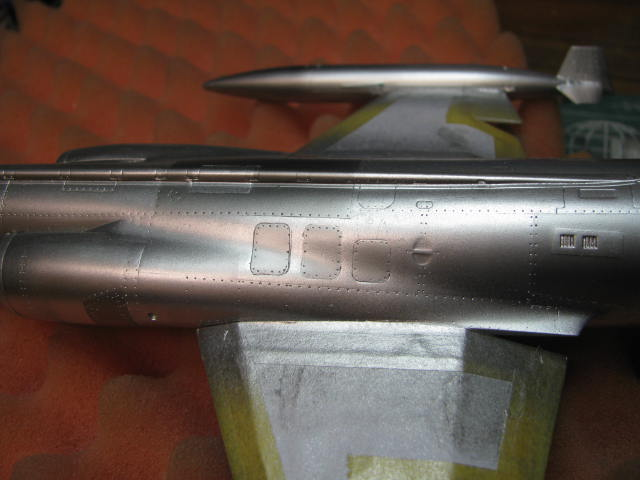 DUO: F-104N (NASA) + F-104G (BAF) Hazegawa 1/48  - Page 2 349805IMG6351