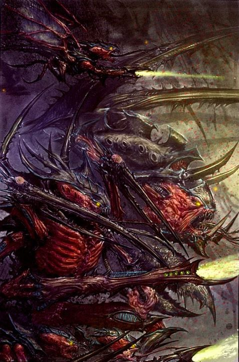 [W40K] Collection d'images : les Xenos 349822ty8