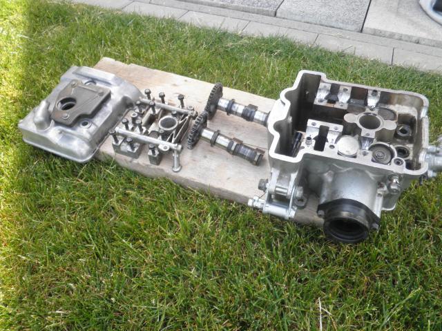Cherche haut moteur klx 650 34995703064