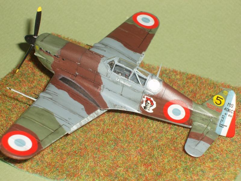 [AZUR] Morane Saulnier MS 406 au 1/72. 350226P1010478