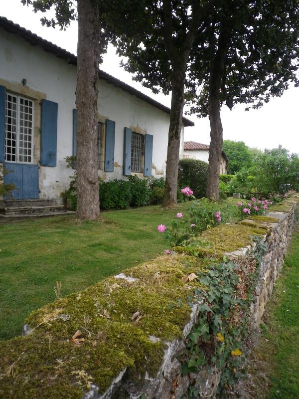 (40) Plantarium et chemin de ronde - Gaujacq 350239IMGP4506