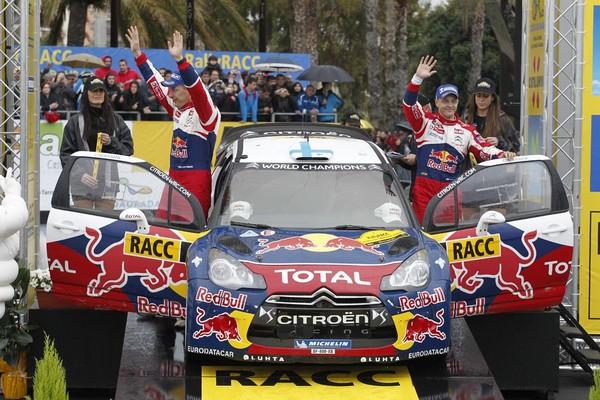 WRC Rallye d'Espagne 2012 :Victoire de Sébastien Loeb et Daniel Elena 3514522012rallyeespagneJarmoLehtinenMikkoHirvonen