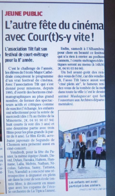 ARTS ET SPECTACLES EN MEDITERRANEE  - Page 2 352234P1170839