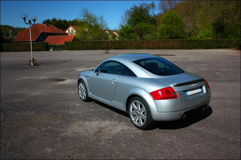 Zurma's mobile : Audi TT 225 Quattro. - Page 2 3530056221