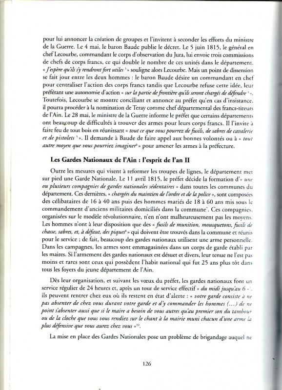 Les derniers feux de l'Empire, Campagne de France 1815 353154SanstitreNumrisation03a