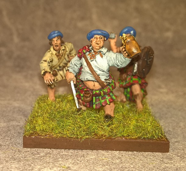 English civil war - highlanders 353984Highlanders4
