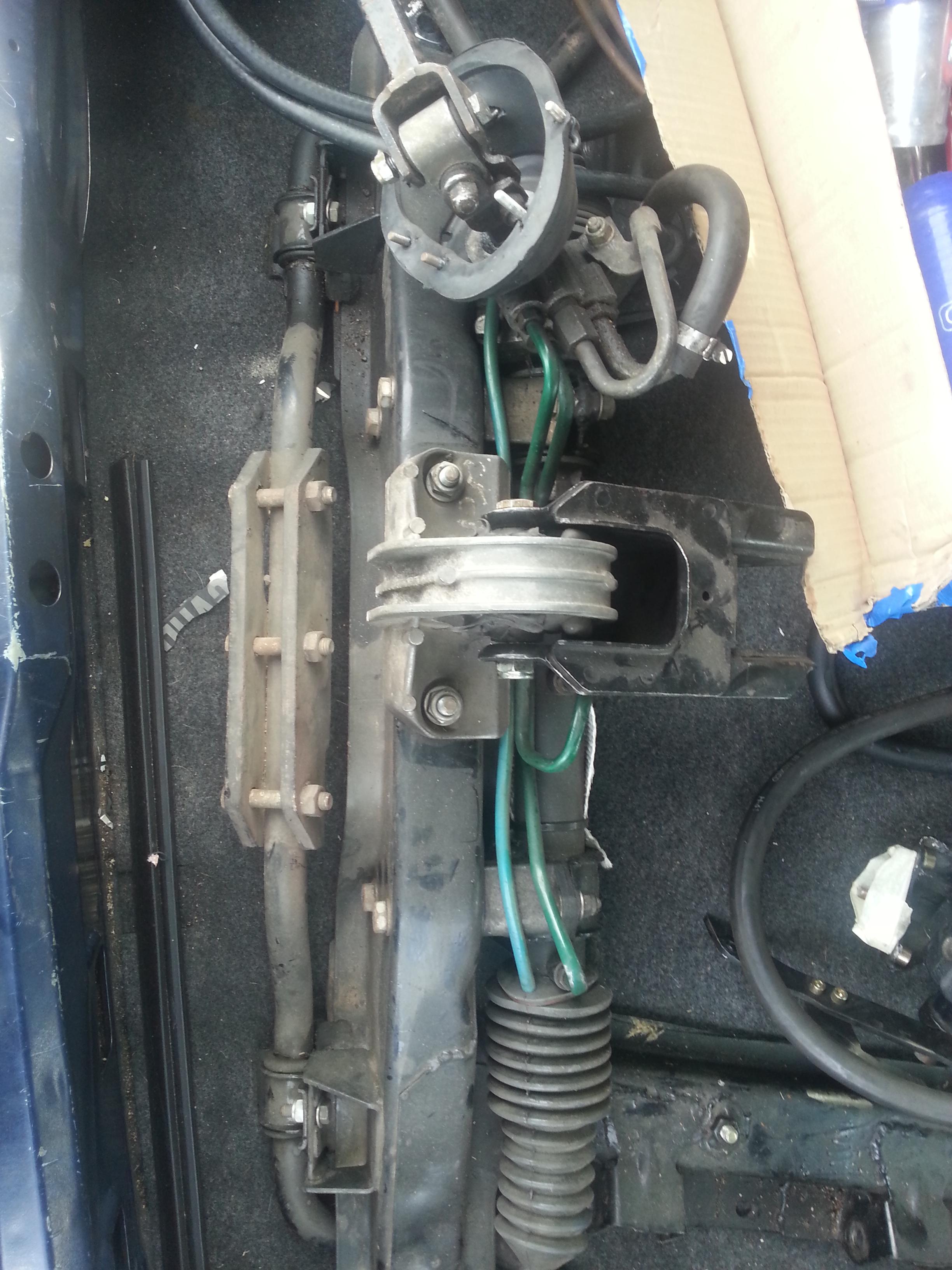 Ma R11 turbo 3 portes noire de 87 (injection) 354132portable200413389