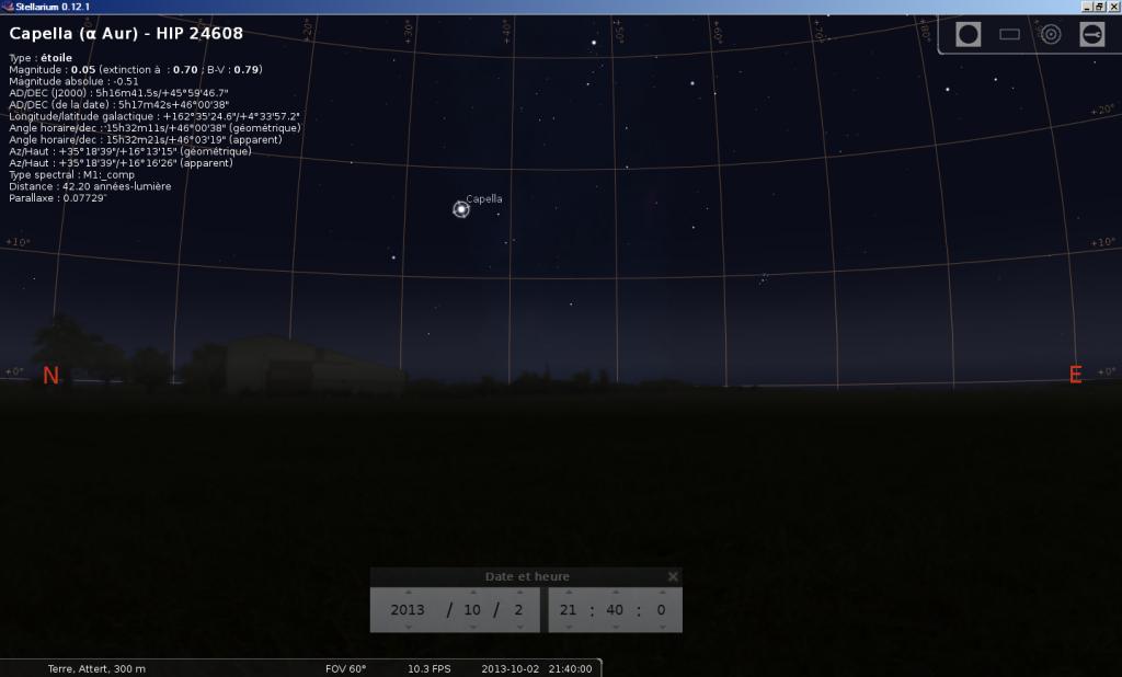 2013: le 02/10 à 21h30 - Lumière étrange dans le ciel  - ATTERT BELGIQUE -  354431OlivierH1
