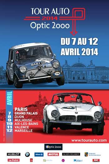 Tour de France - Voiture antiques 354609AfficheTAO2014