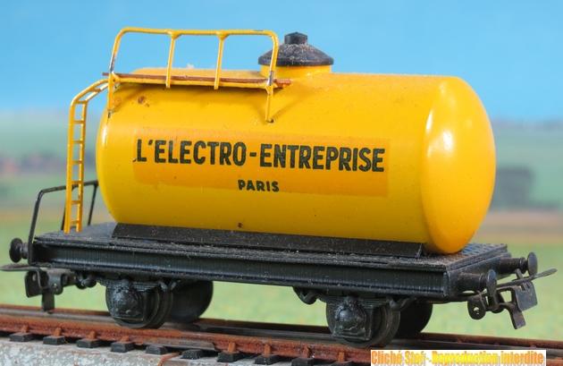 Wagons à 2 ess maquette citernes, foudres 354671VBciterneessieuxElectroEntrepriseIMG3536R