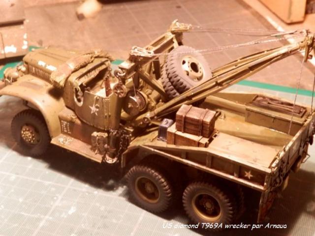 US Diamond T969A wrecker (Mirror Models 1/35) - Page 3 356479P1240066