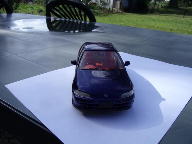 Honda Civic Fério VTi '92. 357418ferio92057