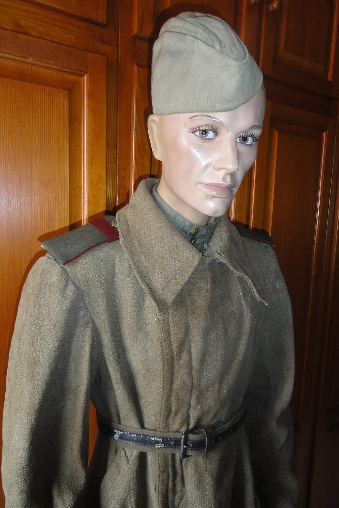 Armée rouge - Breslau et Torgau 1945 - tenue de combat 358438ivanmanteau
