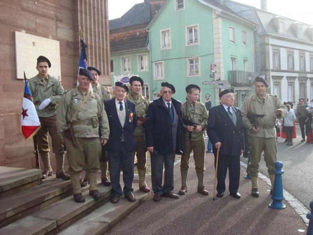70 ans libération de MASEVAUX novembre 1944 358854461