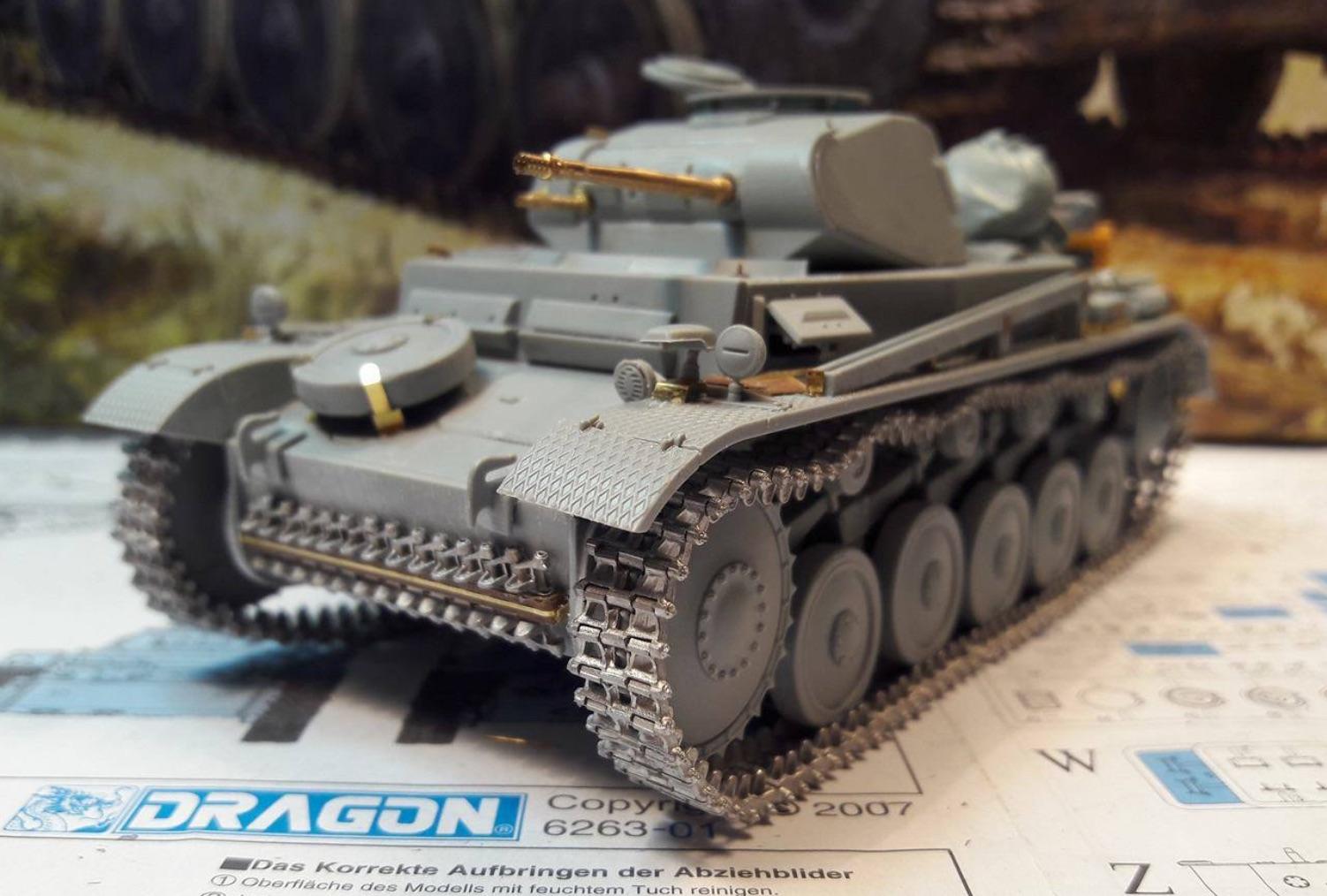 Pz.Kpfw.II Ausf.F - Kharkov 1/35 - Page 3 359581BuildStep5A