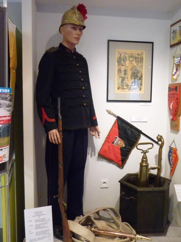 Musée des pompiers de MONTVILLE (76) 359897AGLICORNEROUEN2011024