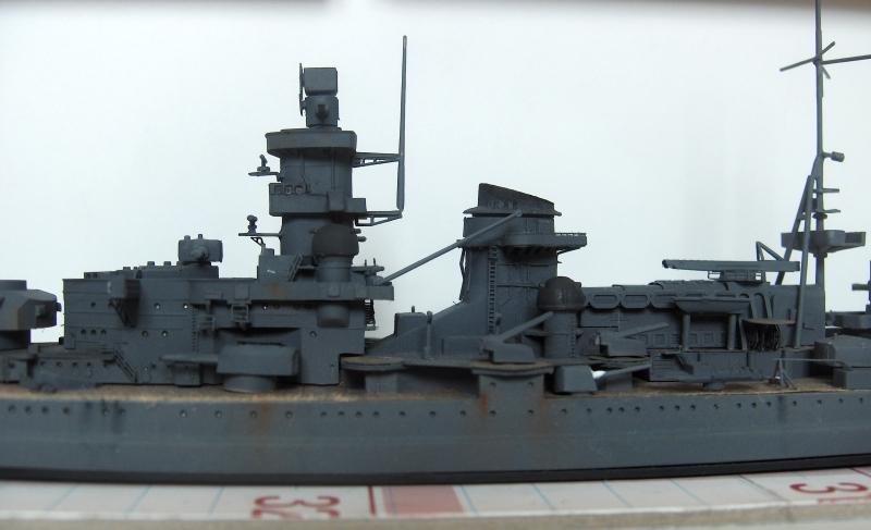 Scharnhorst 1/700  [Tamiya] par Flash 360053HPIM2221