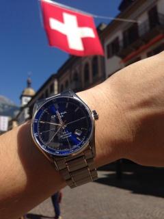 Retour de Suisse avec une montre -> Certina 360174IMG2386