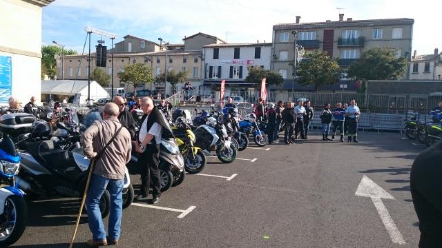 CR & Photos & Vidéo : TSO 03/05/15 La Gendarmerie en Balade et Spectacle à Castelnaudary  360340Cast04