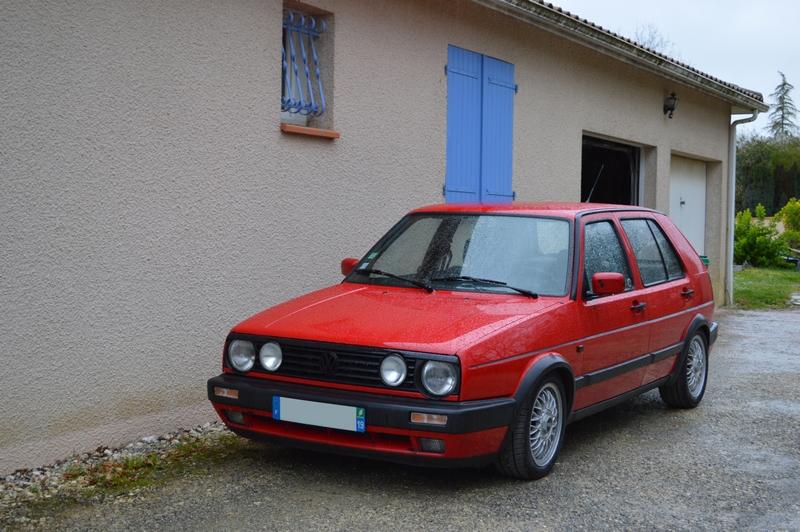 [Golf 2 GTD 1989 Rouge Tornado] Mon Nouveau Daily 361252DSC1630