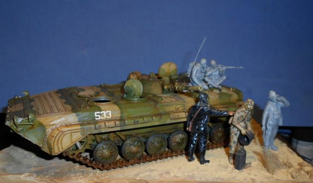 BMP-1 ESCI 1/35e 361604Aot2011163