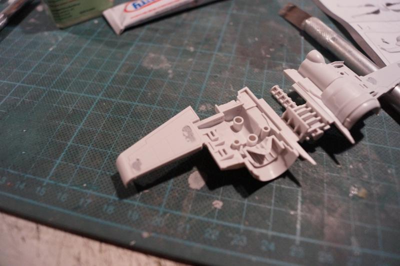 "X-Wing ""Resistance"" T-70 Bandaï 1/72 363811DSC01396"