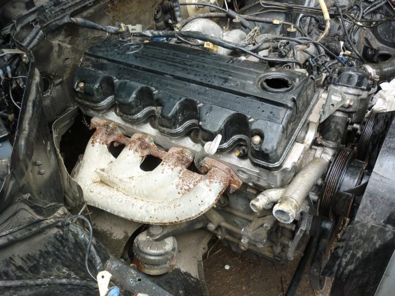 Mercedes 190 1.8 BVA, mon nouveau dailly - Page 6 364706P1010703