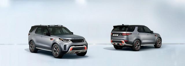 Nouveau Discovery SVX : Land Rover dévoile son champion tout-terrain au Salon de Francfort 364987l46219mysvx001glhd