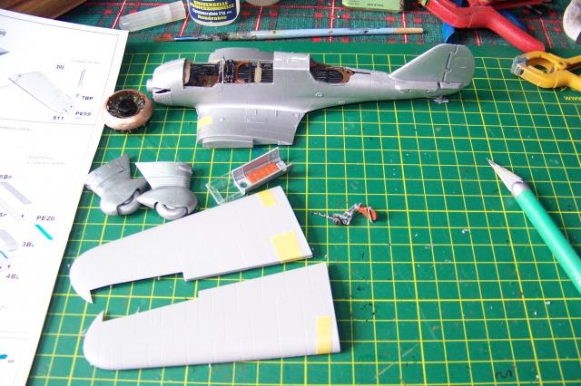 PZL P 23b Karas :  Mirage 1/48 - Page 2 3652791000293