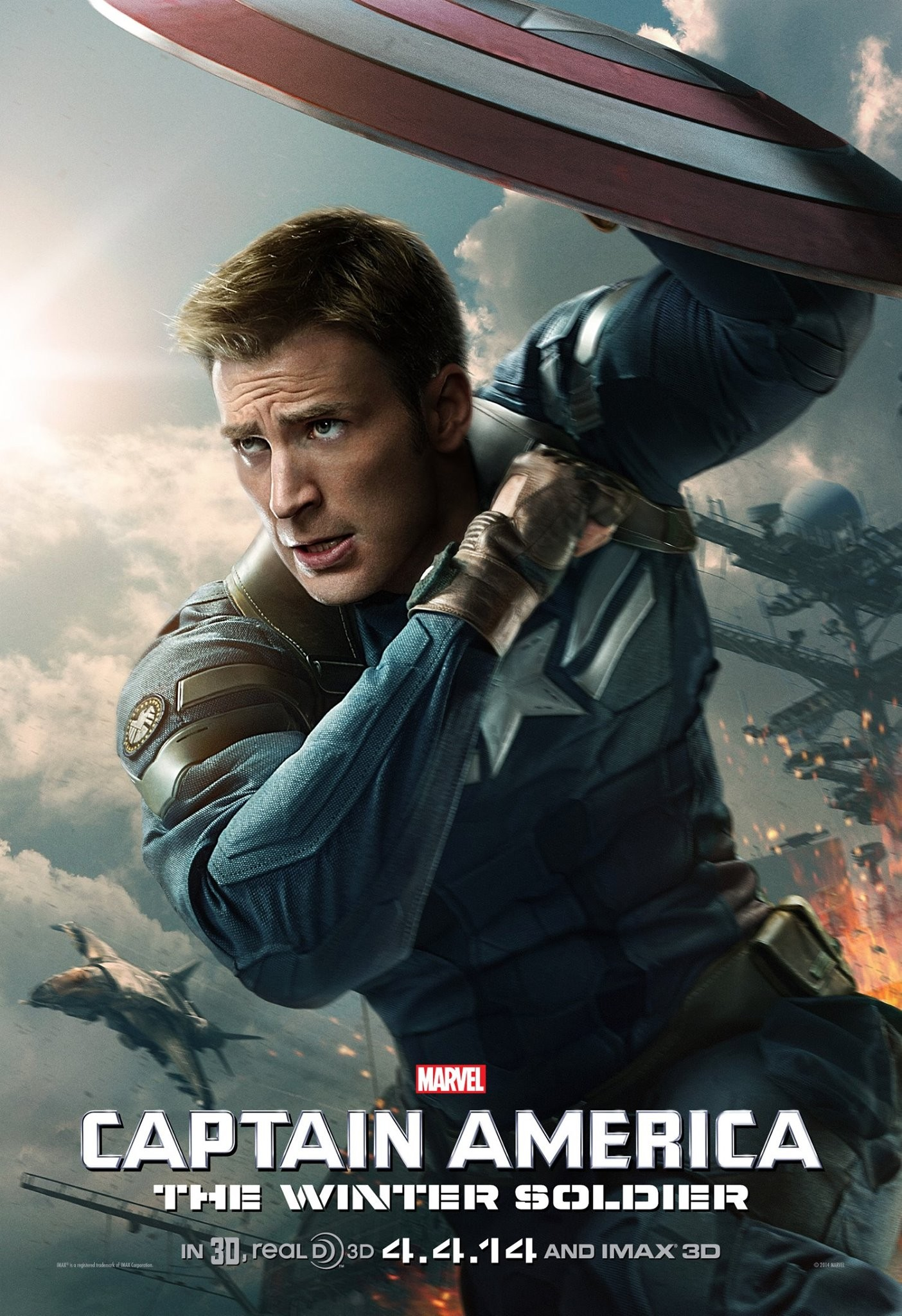 Captain America : The Winter Soldier 365583Posters18