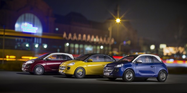 L'Opel ADAM est unique dans toutes les tailles  36793420131218opeladam289349