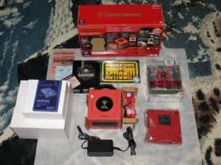 La Gamecube 368204Gcrouge