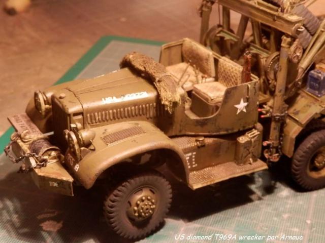 US Diamond T969A wrecker (Mirror Models 1/35) - Page 3 368292P1240067