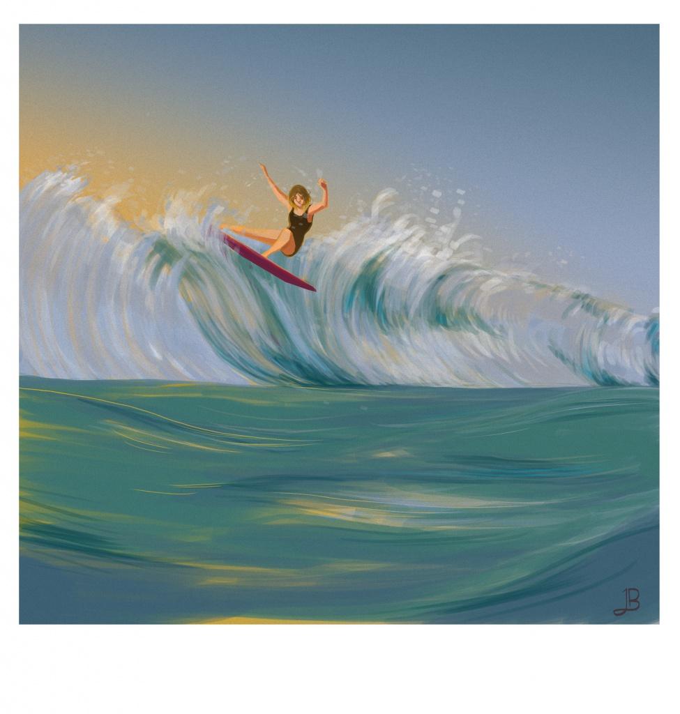 Illustrations Julien_B [Nudité Inside]  368437surfinggirl08